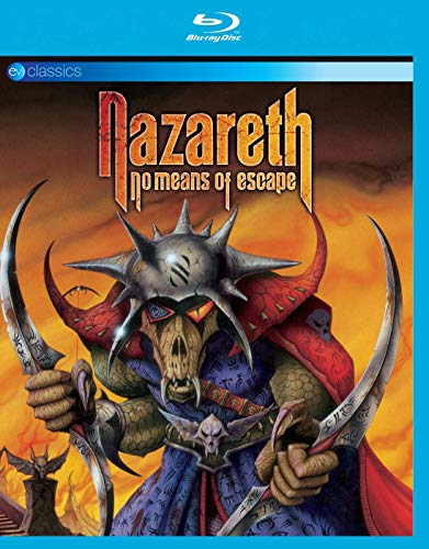 Nazareth - No Means Of Escape [Blu-ray]