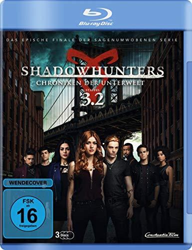Shadowhunters - Chroniken der Unterwelt - Staffel 3.2 [Blu-ray]
