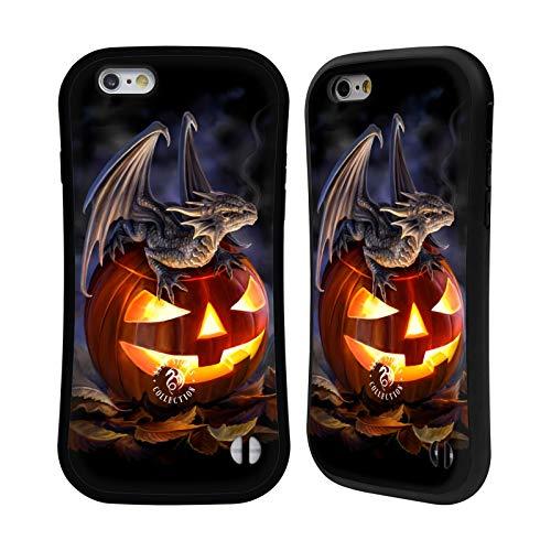 Head Case Designs Ufficiale Anne Stokes Dolcetto O Scherzetto Draghi 5 Cover Ibrida Compatibile con Apple iPhone 6 / iPhone 6s