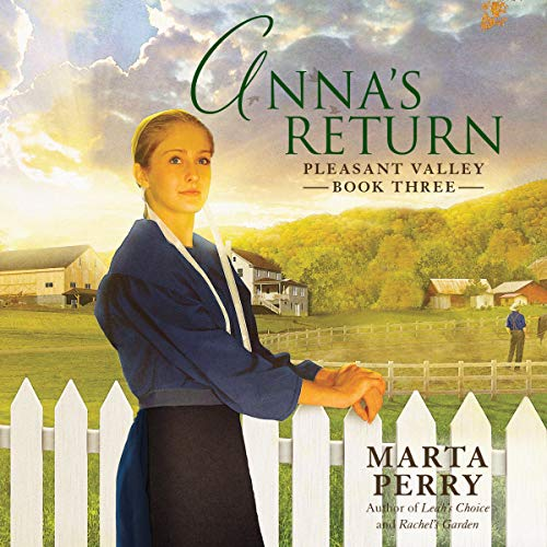 Anna's Return audiobook cover art