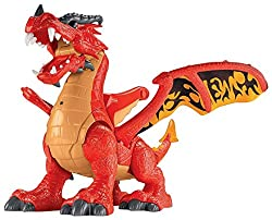 Roaring Dragon to go with Imaginext Eagle Talon Castle