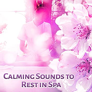 Calming Sounds to Rest in Spa – Relaxing Sounds, Chilled Music, Spa & Wellness, Beautiful Moments