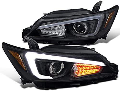 Euro Black LED Light Sales results Tampa Mall No. 1 Bar Projector Headlights With Ma Signal