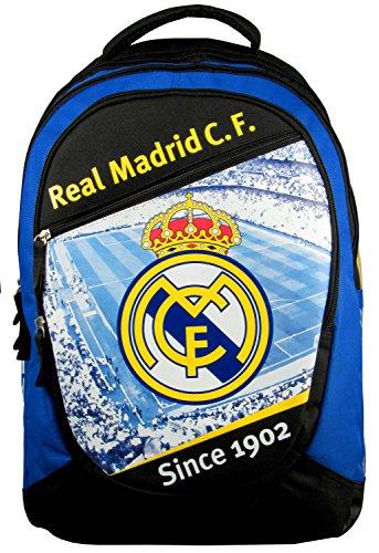 Zaino Real Madrid – Collezione ufficiale [forniture per ufficio]