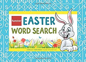 Funster Easter Word Search: Easter basket stuffer