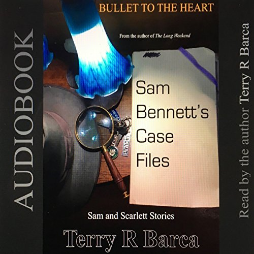 Bullet to the Heart audiobook cover art