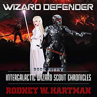 Wizard Defender cover art