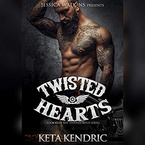Twisted Hearts audiobook cover art