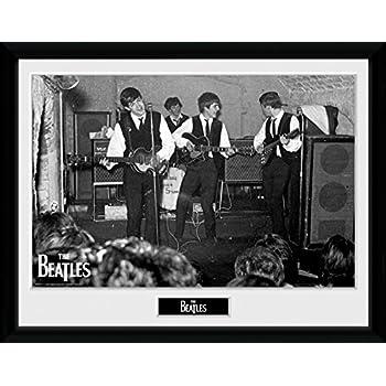 GB eye LTD, The Beatles, Abbey Road, Fotografía enmarcada, 40 x 30 cm: Amazon.es: Hogar