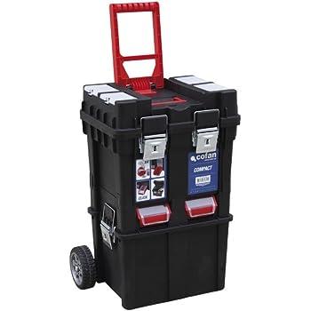 Cofan 09400209 Caja herramientas con ruedas: Amazon.es: Bricolaje y herramientas