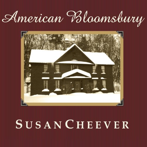 American Bloomsbury audiobook cover art
