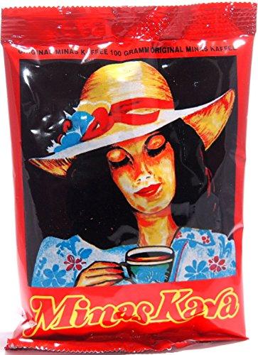 Minas Kava - Kaffee gemahlen nach Balkan Art (100g)