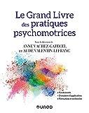 Le Grand Livre des pratiques psychomotrices - Fondements, domaines d'application, formation et recherche