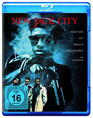 New Jack City [Blu-ray]