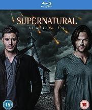 Supernatural - Season 1-9 2015 Region Free ;SUPERNTURAL: S1-9