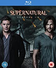 Supernatural Seasons 1-9  Super natural - Complete Seasons One thru Nine Reg.A/B/C United Kingdom