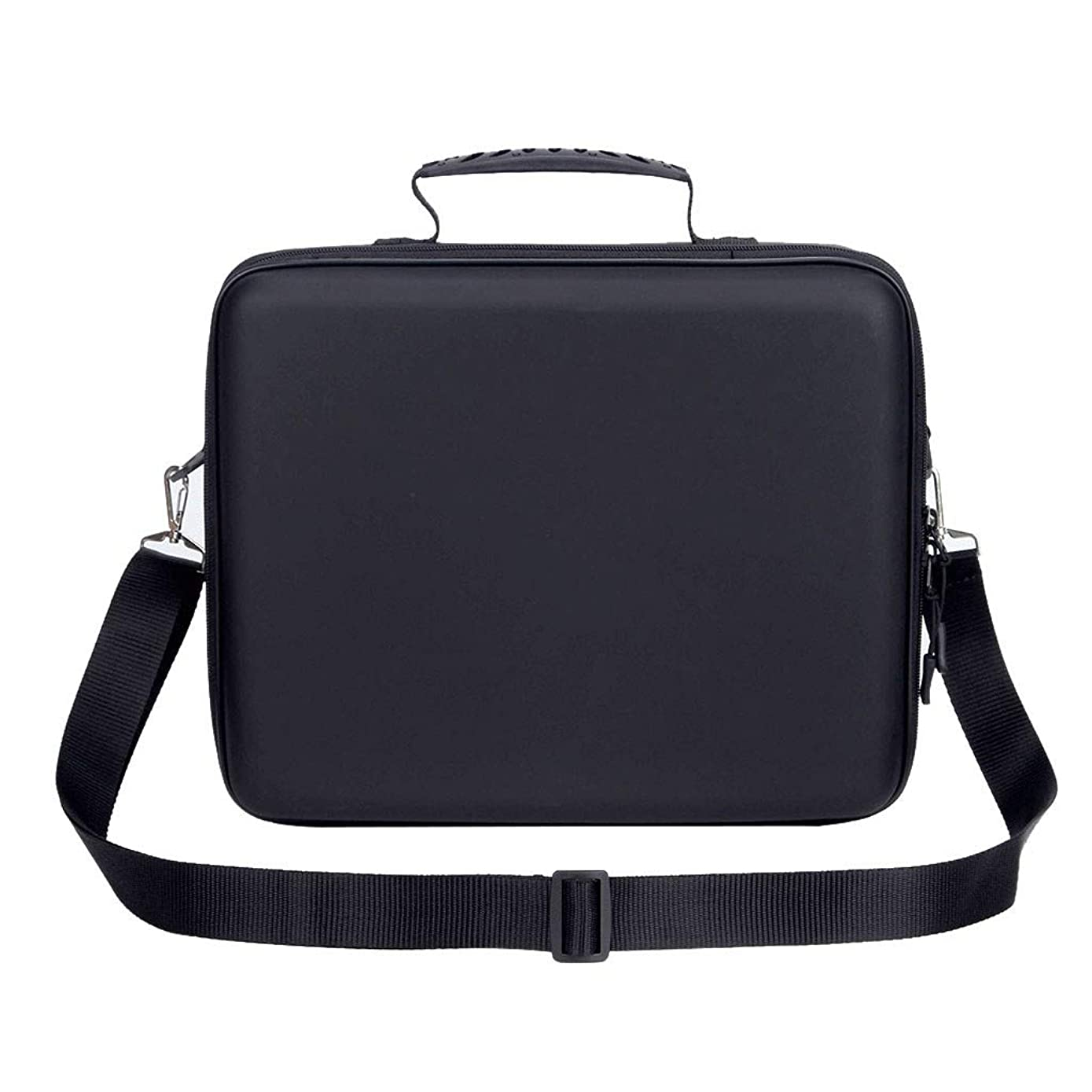 KAKALOR Waterproof Portable One Shoulder Storage Bag Carry Case for Hubsan H117S Zino (Shipped from The US) (Black)
