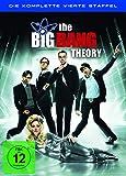 The Big Bang Theory - Die komplette vierte Staffel [3 DVDs]