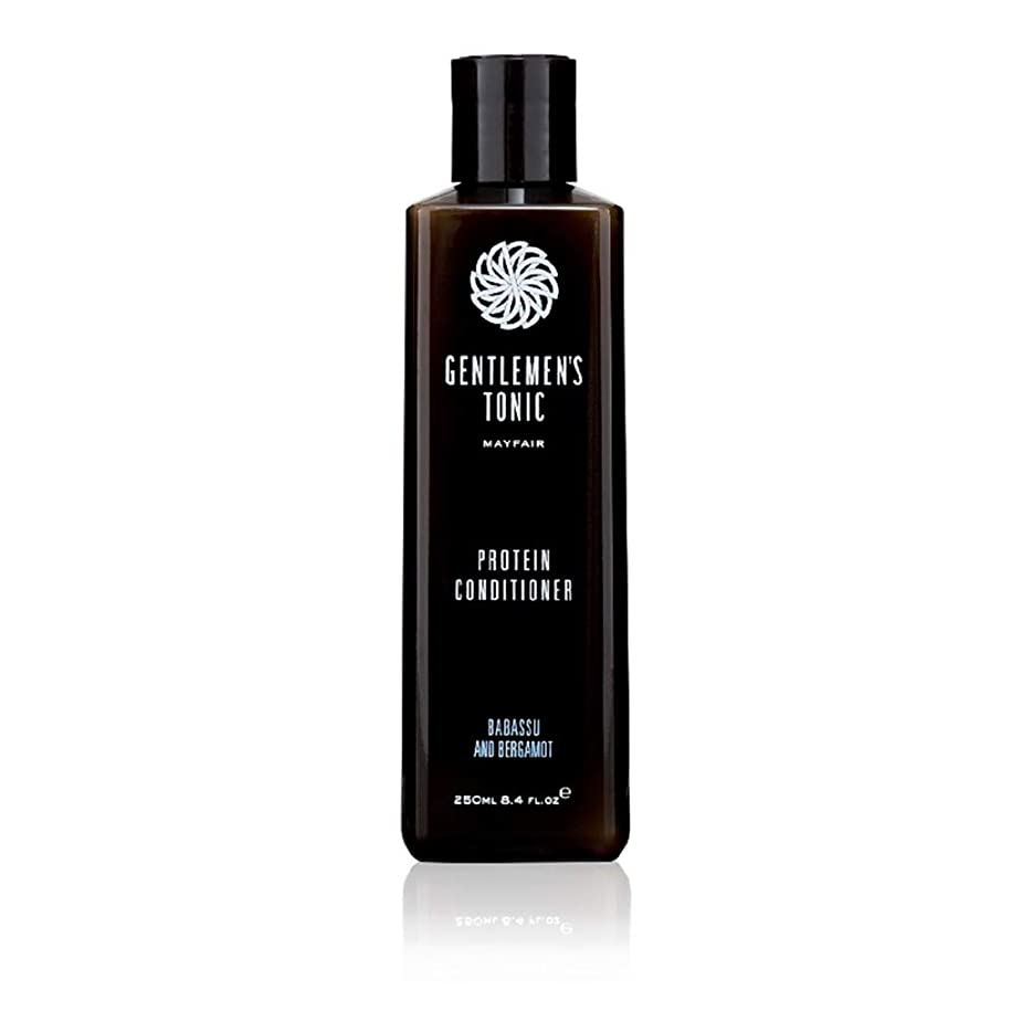 聖歌乳賞賛Gentlemen's Tonic Protein Conditioner 250 ml