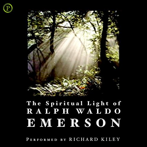 The Spiritual Light of Ralph Waldo Emerson audiobook cover art