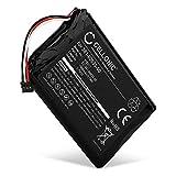 CELLONIC Batterie premium compatible avec Garmin nüvi 2350LT nüvi 2360LT nüvi 2370LT nüvi 2340LT / Edge Touring Plus, 361-00035-00,361-00035-02 1000mAh Accu rechange remplacement