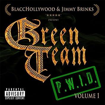 Green Team: P.W.I.D., Vol. 1