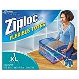 Ziploc Flexible Totes X-Large, 1 ct (Pack - 2)