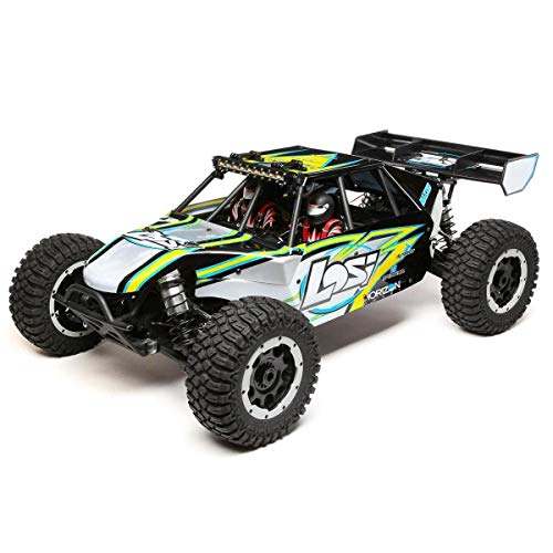 Losi Desert Buggy XL-E Elektro Brushless RTR 1/5 (DBXL-E) - schwarz