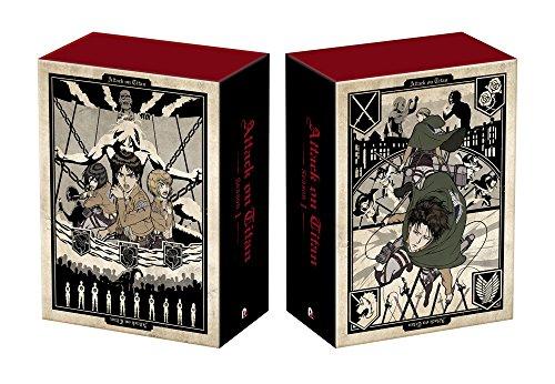 TVアニメ「進撃の巨人」Season1Blu-rayBOX