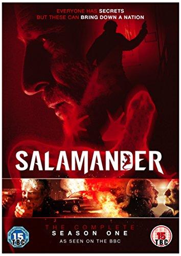 Salamander [DVD] [UK Import]