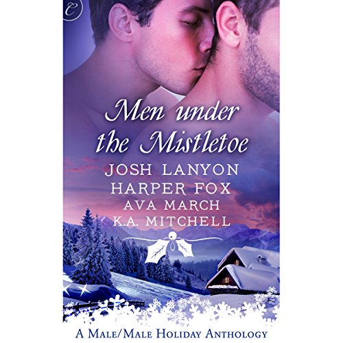 Men Under the Mistletoe audiobook cover art