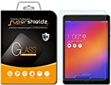 (2 Pack) Supershieldz for Asus ZenPad Z10 Screen Protector, (Tempered Glass) Anti Scratch, Bubble Free