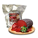 Alma Gourmet Bresaola Punta D'Anca Imported (2.4 to 3 Pounds Piece)