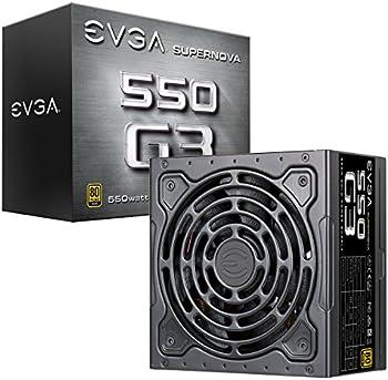 EVGA SuperNOVA 550 G3 80 Plus Gold 550W Power Supply