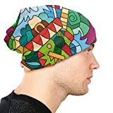 Immagine 1 uosliks hand drawn guitar hat
