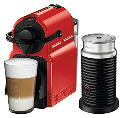 Breville-Nespresso USA BEC150RED1AUC1 CitiZ Espresso Machine, Red