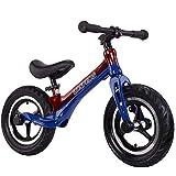 YSCYLY Bici Sin Pedales,Scooter per Bici per Bambini da 12 pollici,Bicicleta Sin Pedales Tech Balance Impact Air Wheel