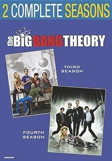 Big Bang Theory S3 & S4 (2pk/DVD)