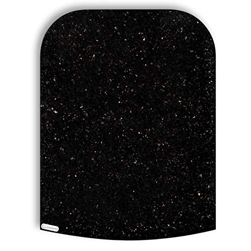 Stone4Slide coolina® Gleitbrett Gleiter aus Granit Star Galaxy passend für Thermomix TM6 TM5 TM31