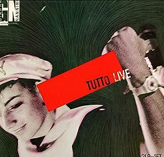 Gianna Nannini & The Primadonnas - Tutto Live - Metronome - 825 357-1 ME