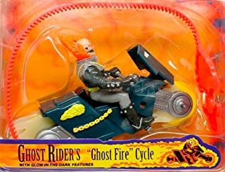 Ghost Rider's Ghost Fire Cycle