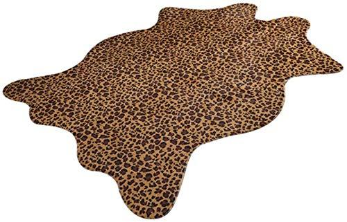 Alfombra con estampado de vaca Patrón de leopardo Alfombra con estampado de cebra Funda de asiento de sofá Nursery Cowboy D & Eacute COR Alfombra suave de moda con estampado de animales Alfombra a