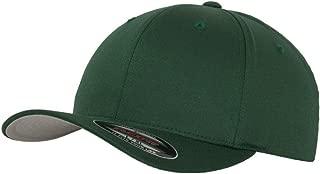 Flexfit 6277 Wooly Combed Twill Cap - Small/Medium (Spruce)