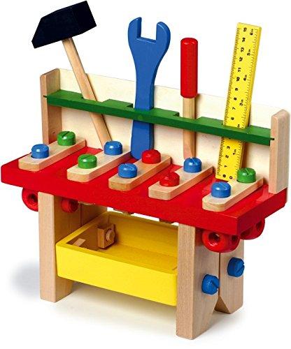 Legler de madera de banco de trabajo profesional