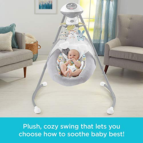 The Best Fisher-Price Baby Swings for 2021 Review
