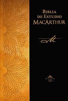 RVR 1960 Biblia De Estudio Macarthur RVR 1960 Macarthur Study Paperback Bible