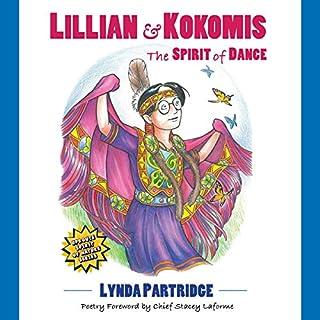 Lillian & Kokomis audiobook cover art