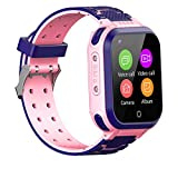 Smart Watch for Kids,4G Video Call GPS smartwatch 2.4G/5G WiFi 2 Million Pixels HD Camera IP67 Waterproof Baby Smart Watch for Android or iOS Phones