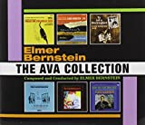Songtexte von Elmer Bernstein - The AVA Collection