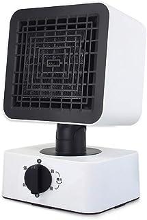 GXDHOME Calefactores Mini Calentador de Ventilador eléctrico, radiador portátil de 3 Segundos de PTC con calefacción en el hogar (220V, 1000W)